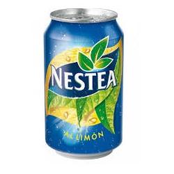 Nestea al limón lata 33 cl