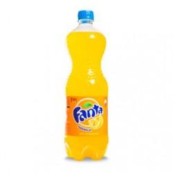 Fanta Naranja litro P.E.T.