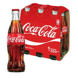 Coca cola iglu 200 cl