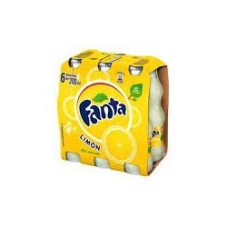 Fanta Limón iglu 200 cl