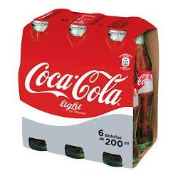 Coca cola Light iglu 200 cl