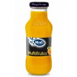 Nectar Multifrutas Hero 250 cl