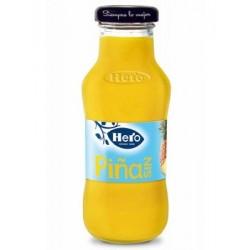 Nectar Piña SIN AZUCAR Hero 250 cl