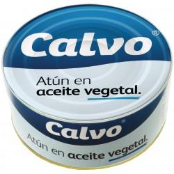 Atún Listado Calvo Aceite Vegetal lata 1 KG