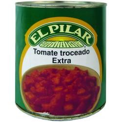 Tomate Troceado El Pilar 4kg