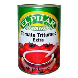 Tomate Triturado El Pilar 4Kg