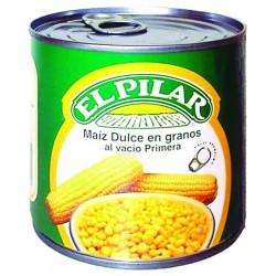 Maiz grano abrefacil El Pilar 1/2Kg