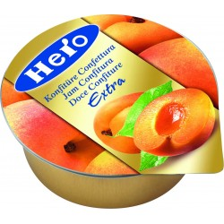 Confitura melocotón Hero envase aluminio 25 gr